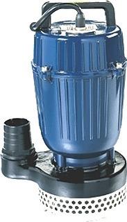 Bomba submersível água limpa